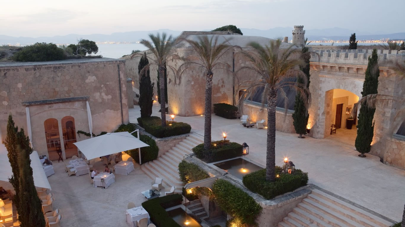 Cap Rocat - Alojamientos - Essentially Mallorca