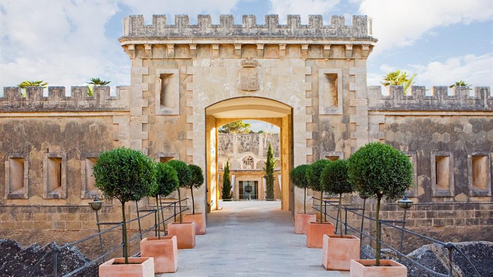 Entrada Cap Rocat - Alojamientos - Essentially Mallorca
